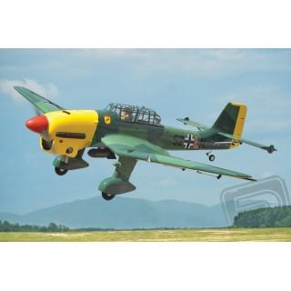 BH169 Junkers Ju-87B Stuka 2300mm ARF