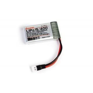 LiPo 1/400 3,7V 25C 1,5Wh pro Alpha 110