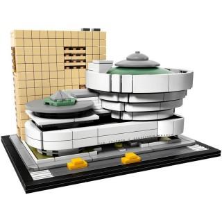 LEGO Architecture - Solomon R. Guggenheim Museum® LEGO® 21035