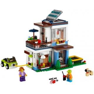 LEGO Creator - Modulární moderní bydlení