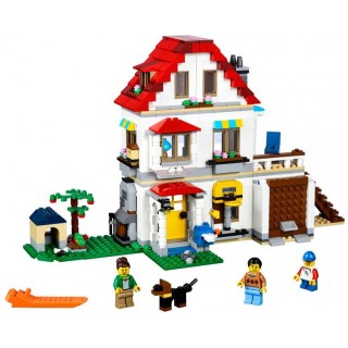 LEGO Creator - Modulární rodinná vila