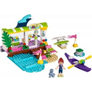 LEGO Friends - Surfařské potřeby v Heartlake