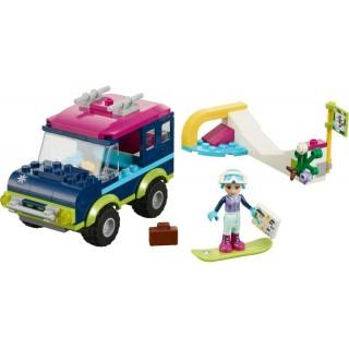LEGO Friends - Terénní vůz v zimním středisku