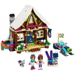LEGO Friends - Chata v zimním středisku