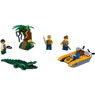 LEGO City - Dzsungel kezdőkészlet LEGO® 60157