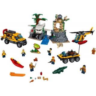 LEGO City - Dzsungel kutatási terület LEGO® 60161