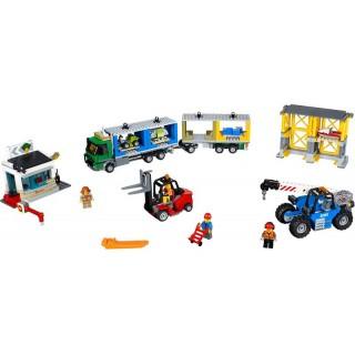 LEGO City - Teher terminál LEGO® 60169