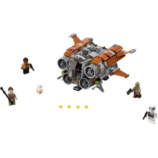 LEGO Star Wars -Jakku Quadjumper™ LEGO® 75178