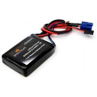 Spektrum - baterie přijímače LiPol 7.4V 2000mAh