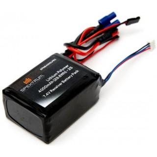 Spektrum - baterie přijímače LiPol 7.4V 4000mAh