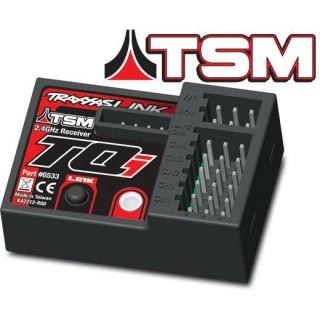 Traxxas - TQi 5 csatornás vevő - TSM, telemetria