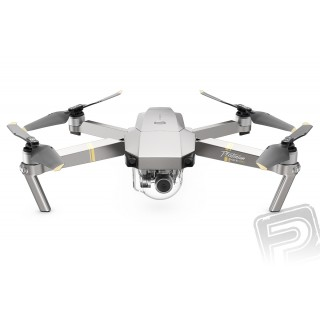 DJI - Mavic Pro (Platinum version)