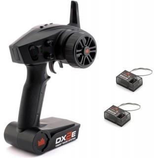 Spektrum DX2E DSMR, 2x SR310