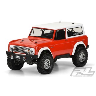 Karoserie čirá 1973 Ford Bronco
