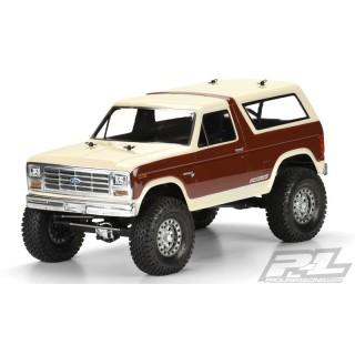 Átlátszó karosszéria 1981 Ford Bronco
