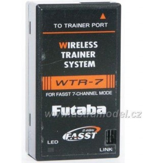 Futaba vezeték nélküli tanár-diák WTR-7 2.4GHz FASST
