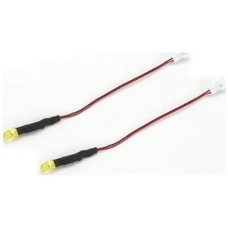 LED-es világító szett - LED villogó sárga (2)