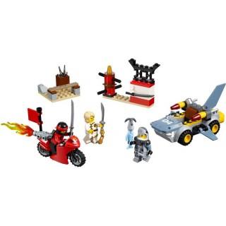 LEGO Juniors - Žraločí útok
