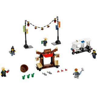 LEGO Ninjago - Honička po NINJAGO City