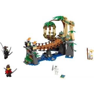 LEGO Ninjago - Mesteri vízesés LEGO® 70608