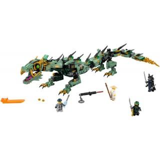 LEGO Ninjago - Zöld nindzsa mechanikus sárkány LEGO® 70612