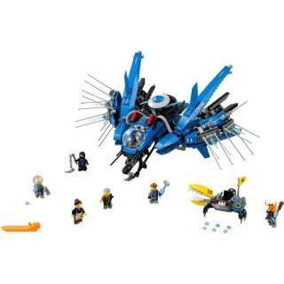 LEGO Ninjago - Villám repülő LEGO® 70614