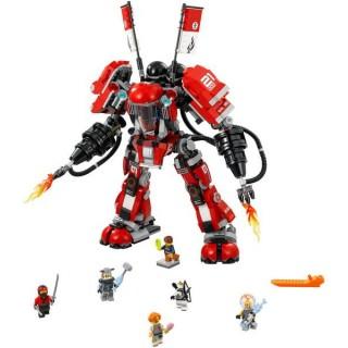 LEGO Ninjago - Tűzgép LEGO® 70615