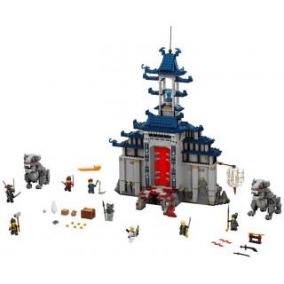 LEGO Ninjago - A legvégső fegyver temploma LEGO® 70617