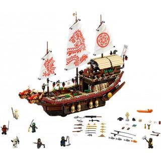LEGO Ninjago - A sors adománya LEGO® 70618