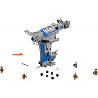 LEGO Star Wars - Ellenállás Oldali Bombázó LEGO® 75188