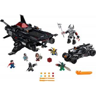 LEGO Super Heroes - Obří netopýr: Vzdušný útok v Batmobilu