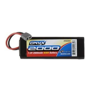 ONYX - NiMH 7,2V 2000mAh StickPack - Star/T-DYN csatlakozó