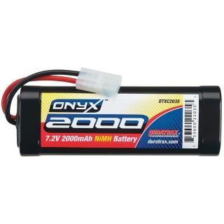 ONYX - NiMH 7,2V 2000mAh StickPack - TAM csatlakozó
