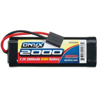 ONYX - NiMH 7,2V 2000mAh StickPack - TRAXXAS csatlakozó