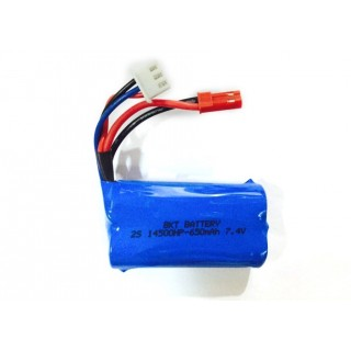 7.4V Li-Ion aku 650mAh - DEEP BLUE 330 2.4GHZ
