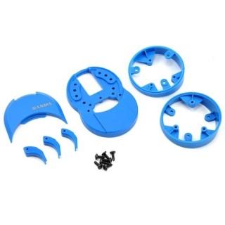 M12/M12S műanyag alkatrészek (kék)