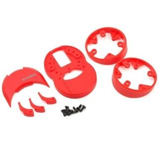 M12/M12S műanyag alkatrészek (piros)