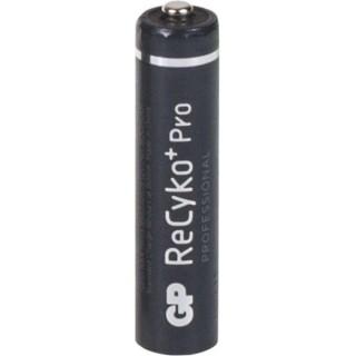 GP NiMH akumulátor ReCyko+ Pro Professional HR03 AAA (1ks)