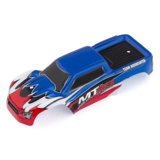 MT28 lakovaná karoserie, modrá