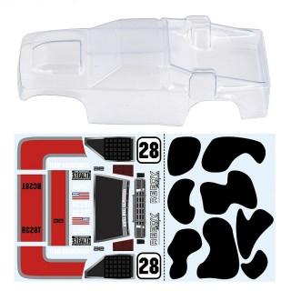 RC28T čirá karoserie