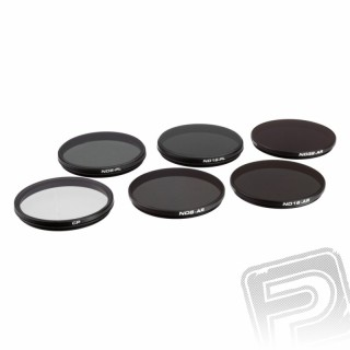 Zenmuse X5 series - ND4/PL ND8/PL ND16/PL filter