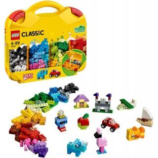 LEGO Classic - Kreatív játékbőrönd LEGO® 10713