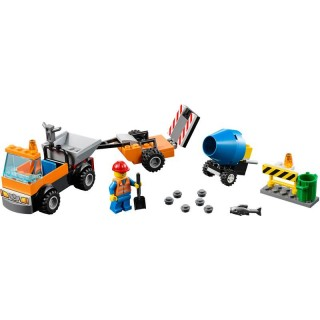 LEGO Juniors - Silniční opravářský vůz