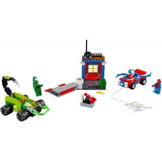 LEGO Juniors - Spider-Man vs. Scorpion - Souboj na silnici
