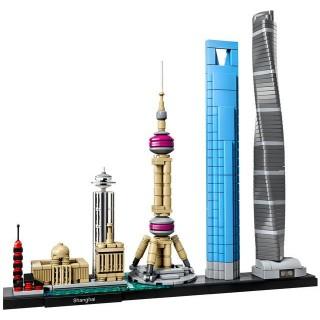 LEGO Architecture - Shanghai LEGO® 21039