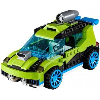 LEGO Creator - Rakétás rallyautó LEGO® 31074