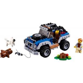 LEGO Creator - Messzi kalandok LEGO® 31075