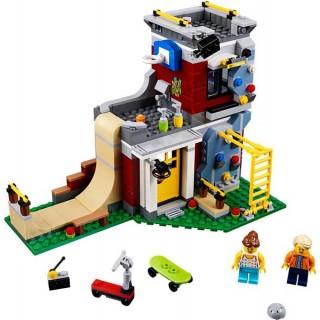 LEGO Creator - Moduláris korcsolyapálya LEGO® 31081