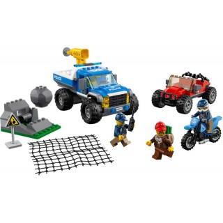LEGO City - Üldözés a földúton LEGO® 60172