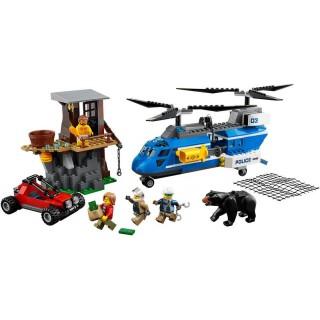 LEGO City - Hegyi letartóztatás LEGO® 60173